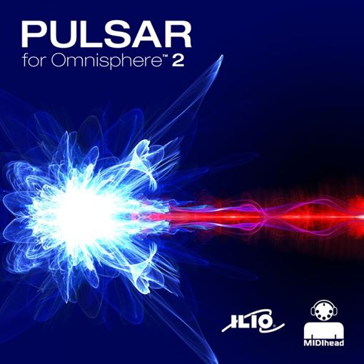 Picture of ILIO PULSAR - Tempo-locked Movers for Omnisphere 2 Download