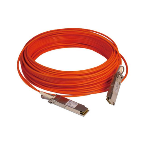 Picture of Accusys 56GB QSFP 100m Active Optical Cable for PCIe