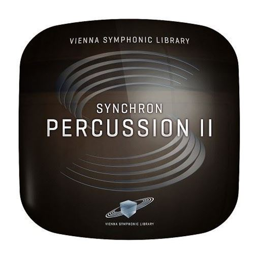 Picture of Vienna Symphonic Library SYNCHRON PERCUSSION II Standard Library  Download