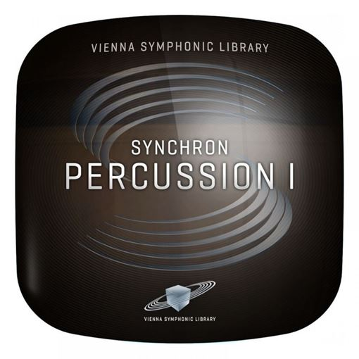 Picture of Vienna Symphonic Library SYNCHRON PERCUSSION I Standard Library  Download
