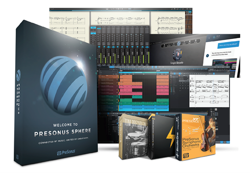 Picture of Presonus Sphere (1-year Subscription) Download