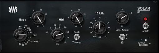 Picture of Presonus Solar 69 EQ - Fat Channel Plug-in Download