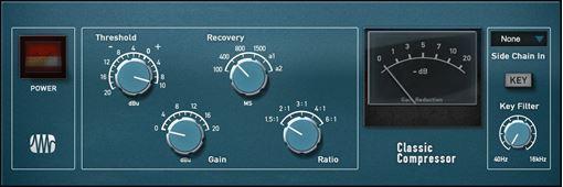 Picture of Presonus Classic Compressor - Fat Channel Plug-in Download
