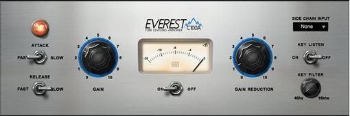 Picture of Presonus Everest C100A Compressor - Fat Channel Plug-in Download