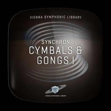 Picture of Vienna Symphonic Library Synchron Cymbals & Gongs I Standard Library Download