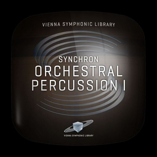 Picture of Vienna Symphonic Library Synchron Orchestral Percussion I Standard Library Download
