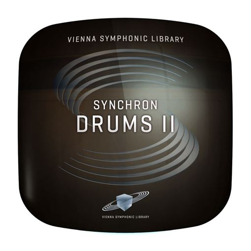 Picture of Vienna Symphonic Library Synchron Drums II Standard Library Download