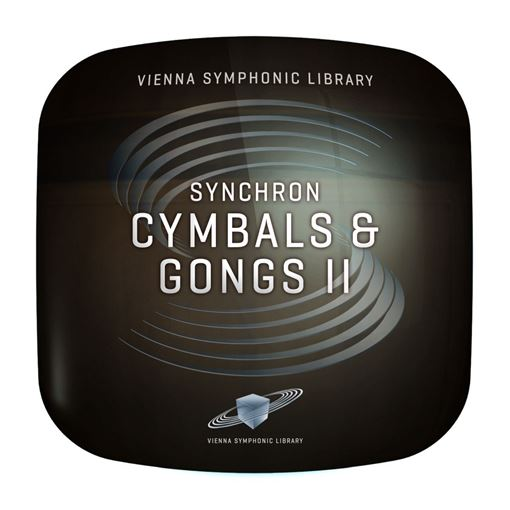 Picture of Vienna Symphonic Library Synchron Cymbals & Gongs II Standard Library Download