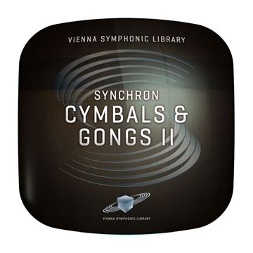 Picture of Vienna Symphonic Library Synchron Cymbals & Gongs II Upgrade to Full Library Download