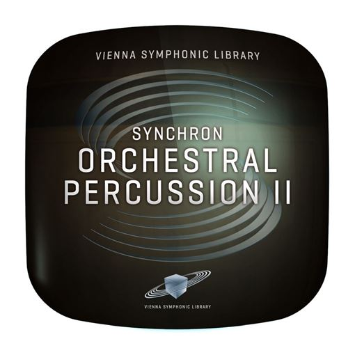 Picture of Vienna Symphonic Library Synchron Orchestral Percussion II Standard Library Download