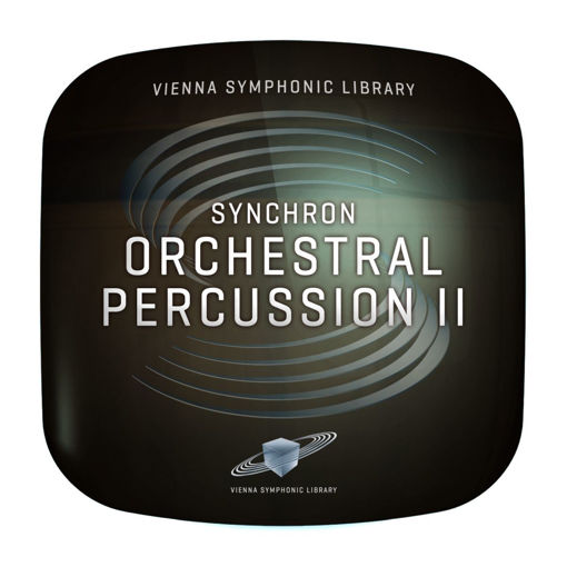 Picture of Vienna Symphonic Library Synchron Orchestral Percussion II Upgrade to Full Library Download