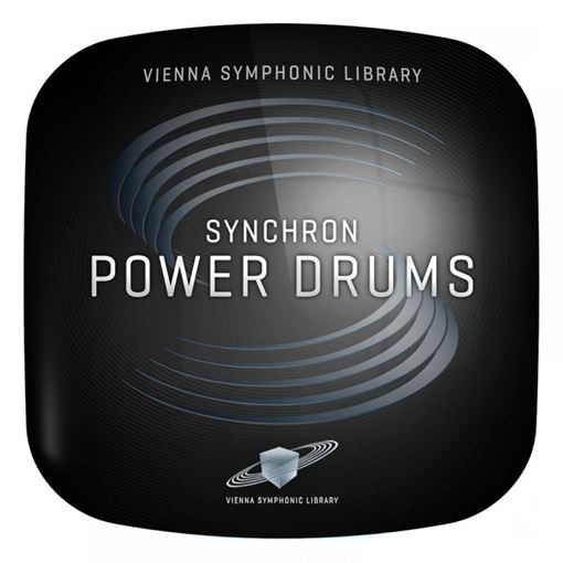 Picture of Vienna Symphonic Library Synchron Power Drums Standard Library Download