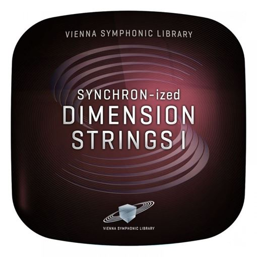 Picture of Vienna Symphonic Library SYNCHRON-ized Dimension Strings I Library Download