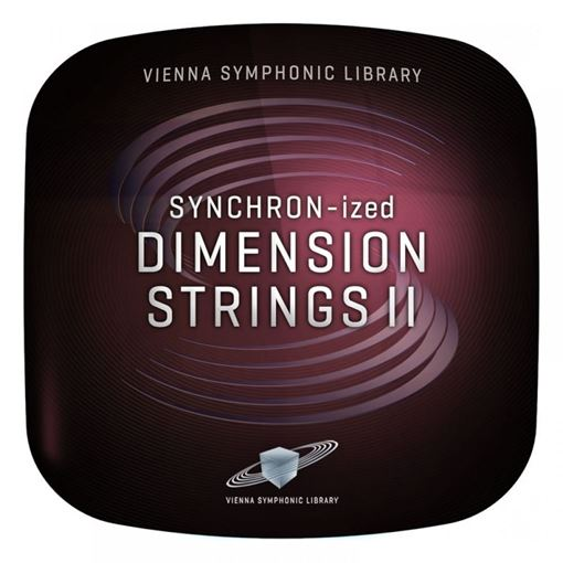 Picture of Vienna Symphonic Library SYNCHRON-ized Dimension Strings II Library Download