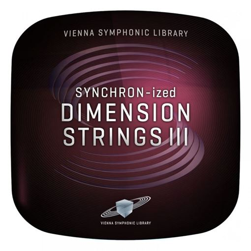 Picture of Vienna Symphonic Library SYNCHRON-ized Dimension Strings III Library Download