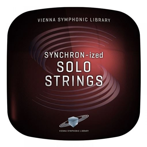 Picture of Vienna Symphonic Library SYNCHRON-ized Solo Strings - Crossgrade from VI Solo Strings I Standard Library