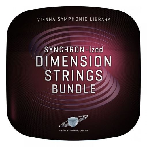 Picture of Vienna Symphonic Library SYNCHRON-ized Dimension Strings Bundle