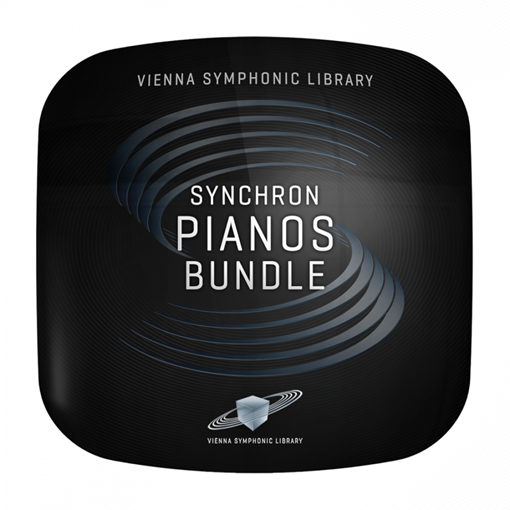 Picture of Vienna Symphonic Library Synchron Pianos Bundle Standard Libary