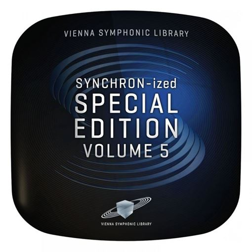 Picture of Vienna Symphonic Library SYNCHRON-ized Special Edition Vol. 5 Dimension Strings