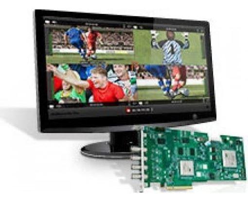 Picture of Matrox VS4 quad HD-SDI Capture Card with VS4Recorder Pro software