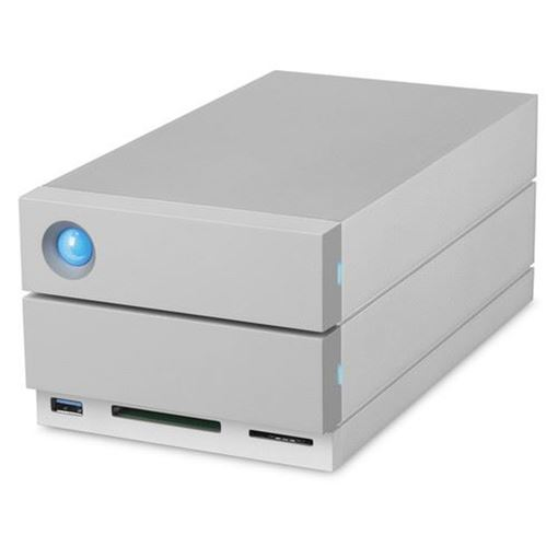 Picture of LACIE 8TB 2BIG DOCK THUNDERBOLT 3