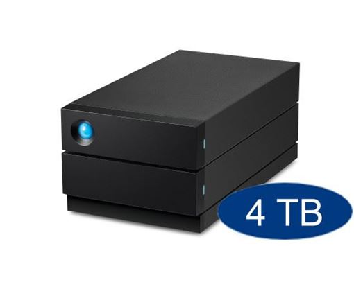 Picture of LACIE 2BIG RAID 4TB USB 3.1 Type-C