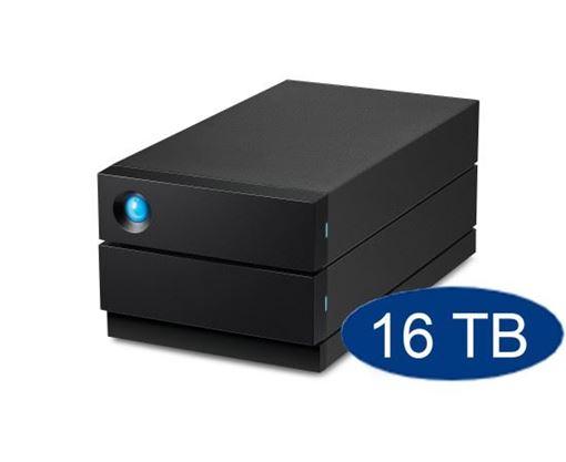 Picture of LACIE 2BIG RAID 16TB USB 3.1 Type-C