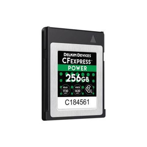 Picture of Delkin Devices POWER CFexpress™ Memory Card (256GB)