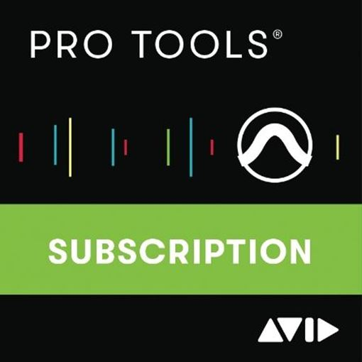 Picture of Avid Pro Tools 1 Year Subscription Download