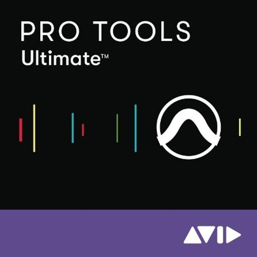 Picture of Avid Pro Tools Ultimate Trade Up from Standard (Perpetual) Download