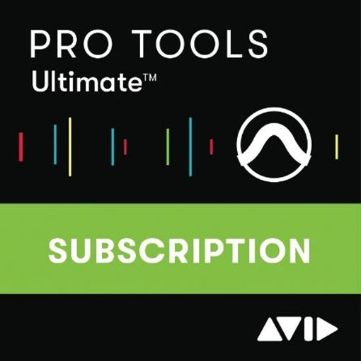 Picture of Avid Pro Tools Ultimate 1 Year Subscription Download