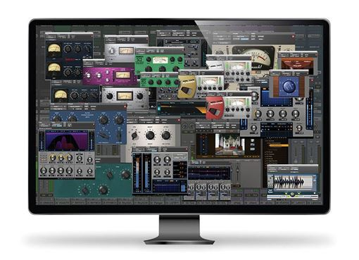 Picture of Avid Pro Tools Complete Plug-In Bundle Pack Annual Subscription Download