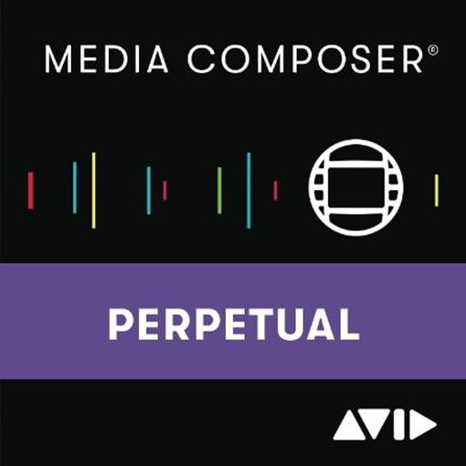 Picture of Avid Media Composer Perpetual License Download