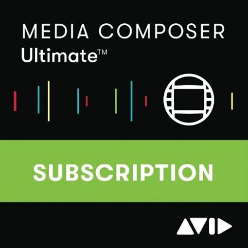Picture of Avid Media Composer Ultimate 3-Year Subscription Download