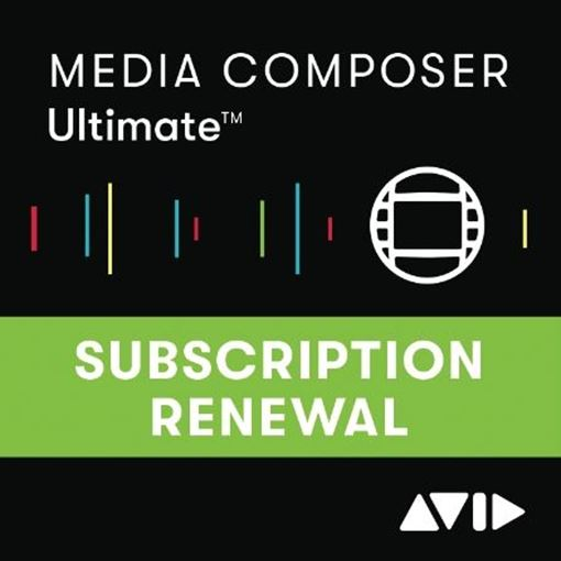 Picture of Avid Media Composer Ultimate 2-Year Sub Renewal Download