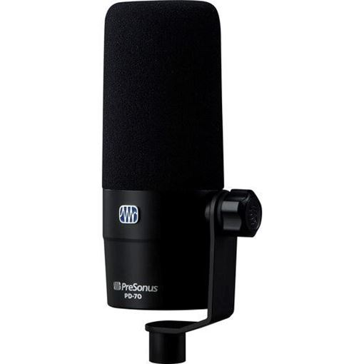 Picture of PreSonus PD-70 Dynamic Cardioid Broadcast Microphone