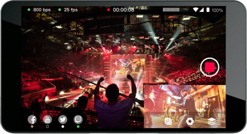 Picture of YoloLiv YoloBox Smart Multi-Camera Live Streaming Studio, Encoder Switcher Recorder Monitor All in One