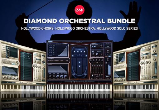 Picture of East West Diamond Orchestral Bundle Download