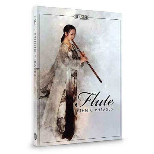 Picture of SonuScore Ethnic Flute Phrases Brillliant, Live Recorded Phrases Download