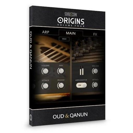Picture of SonuScore Origins Vol.4 Oud and Qanun Download