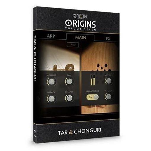 Picture of SonuScore Origins Vol.7 Tar & Chonguri Download