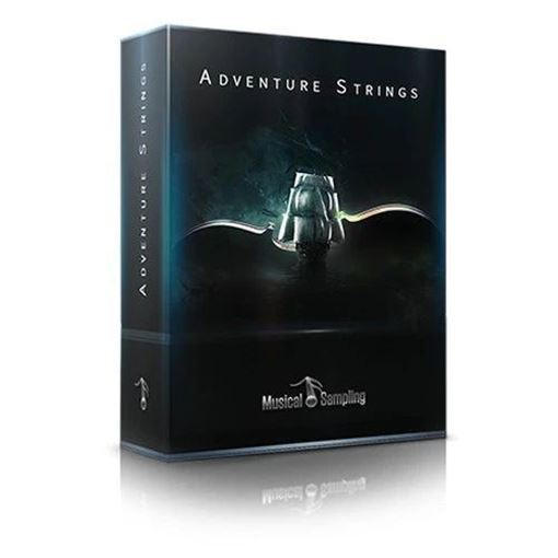 Picture of MusicalSampling Adventure Strings Kontakt Library Download