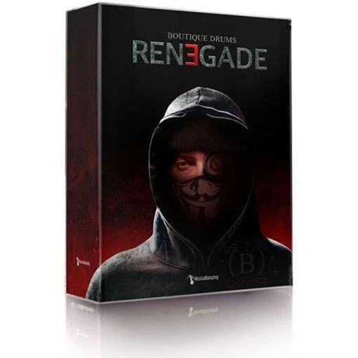 Picture of MusicalSampling Boutique Drums Renegade Kontakt Library Download