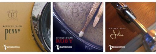 Picture of MusicalSampling Vibe Drums Bundle Kontakt Library Download