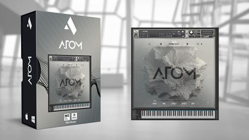 Picture of Audiomodern ATOM Kontakt Library Download