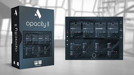 Picture of Audiomodern Opacity II Kontakt Library Download