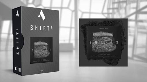 Picture of Audiomodern Shift 3 Loop Library Download