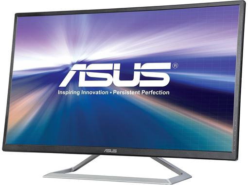 "Picture of ASUS VA325H Black 31.5"" 5ms (GTG) HDMI Widescreen IPS Monitor"