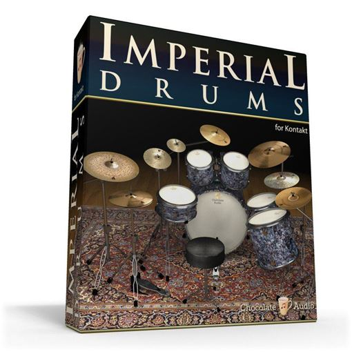 Picture of Chocolate Audio Imperial Drums For Kontakt Download