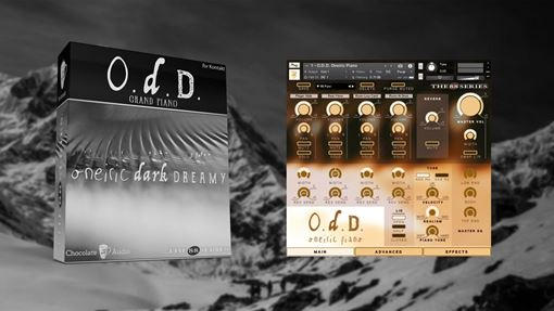 Picture of Chocolate Audio O.D.D. Grand Piano For Kontakt Download
